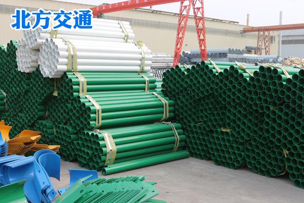 黑龙江高速护栏板立柱
