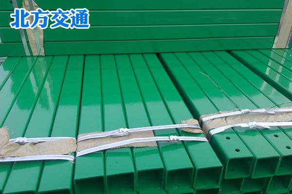 黑龙江高速护栏板方立柱